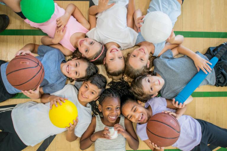 Angebote KiSS Ballschule